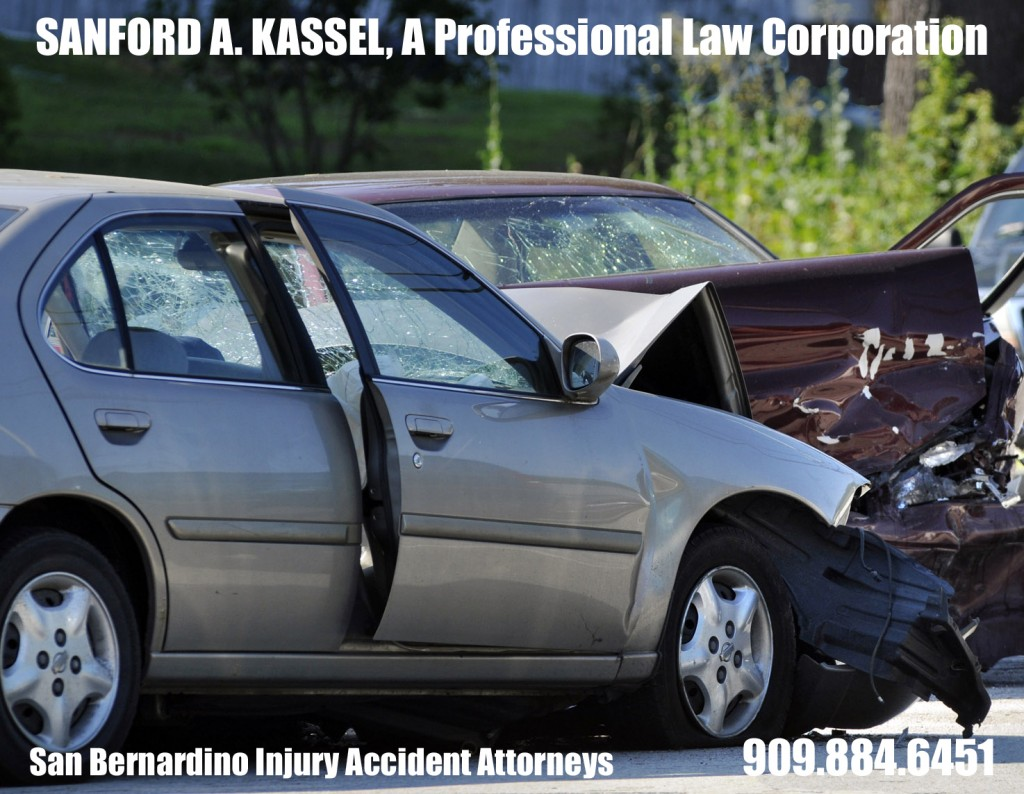SANFORD A. KASSEL, A Professional Law Corporation | Auto Accident Attorneys