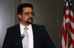Victor J. Herrera, President, San Bernardino County Bar Association 2016