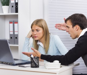 What to do if you are being harassed by your employer, or you work in a hostile environment.