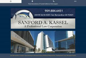 SANFORD A. KASSEL, A Professional Law Corporation | Mobile Site